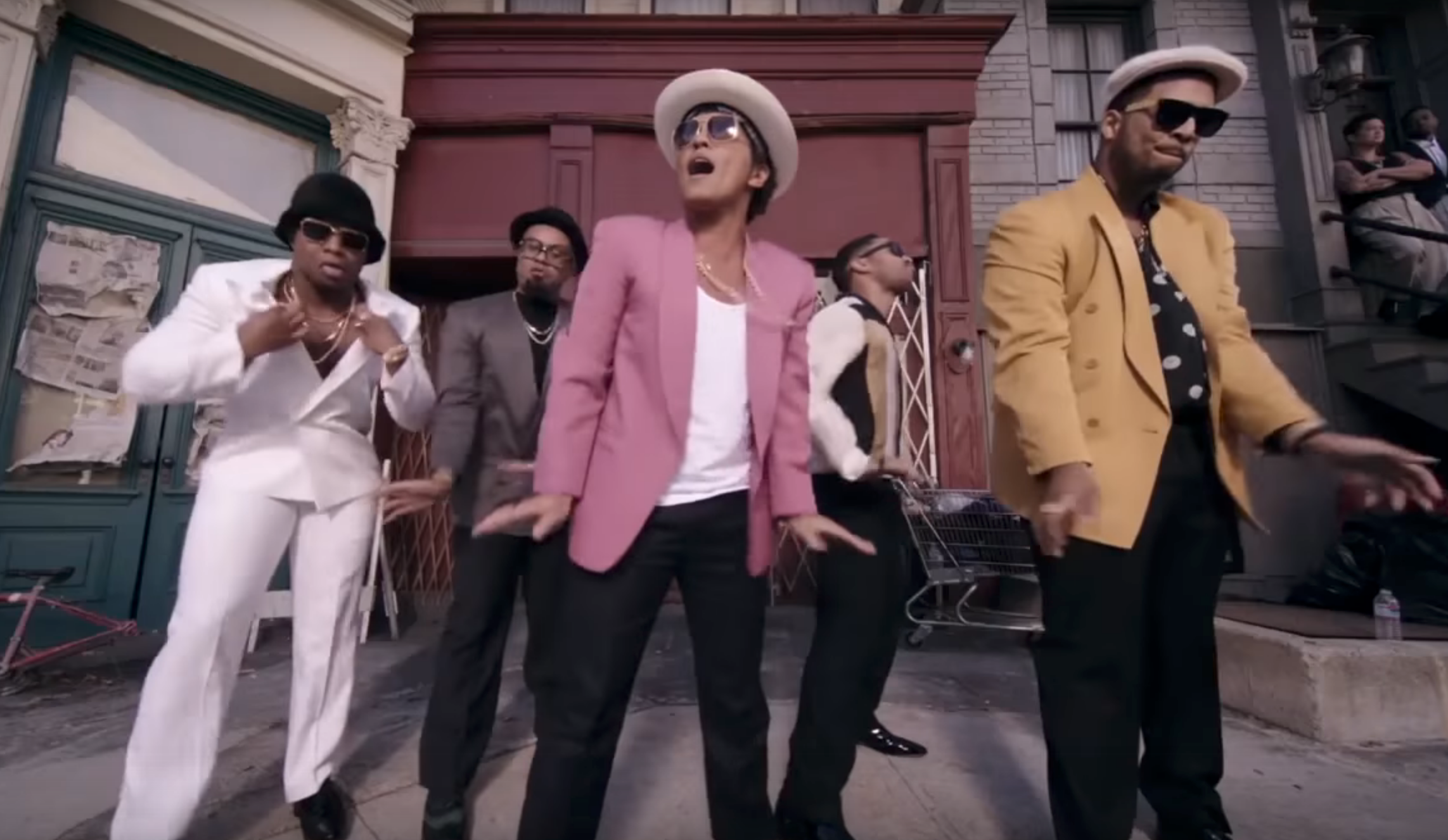 Uptown Funk But They Actually Wait A Minute Stereogum