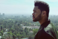 Watch The Weeknd's Dramatic Commercial For H&M Bomber Jackets