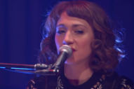 Watch Regina Spektor Perform &#8220;The Trapper And The Furrier&#8221; On <em>Seth Meyers</em>