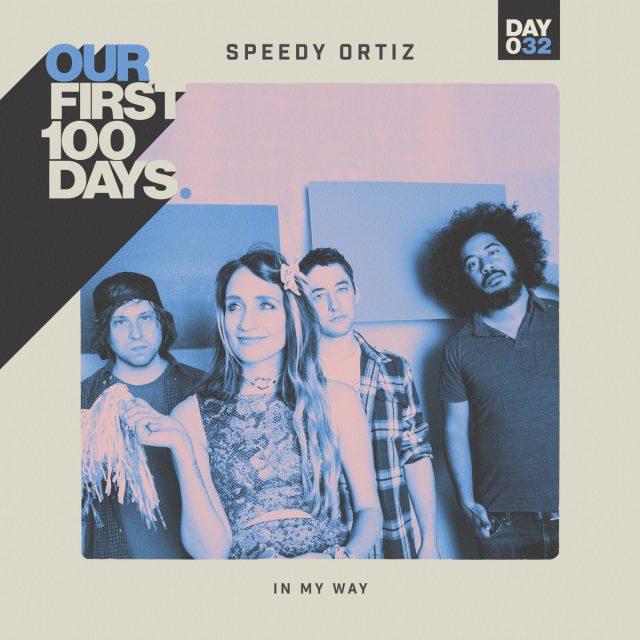 Speedy Ortiz - In My Way