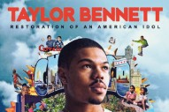 Stream Taylor Bennett <em>Restoration Of An American Idol</em>