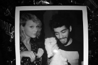 "Taylor Swift And Zayn Share Acoustic Versions Of ""I Don't Wanna Live Forever"" Without One Another"