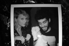 Taylor Swift and Zayn