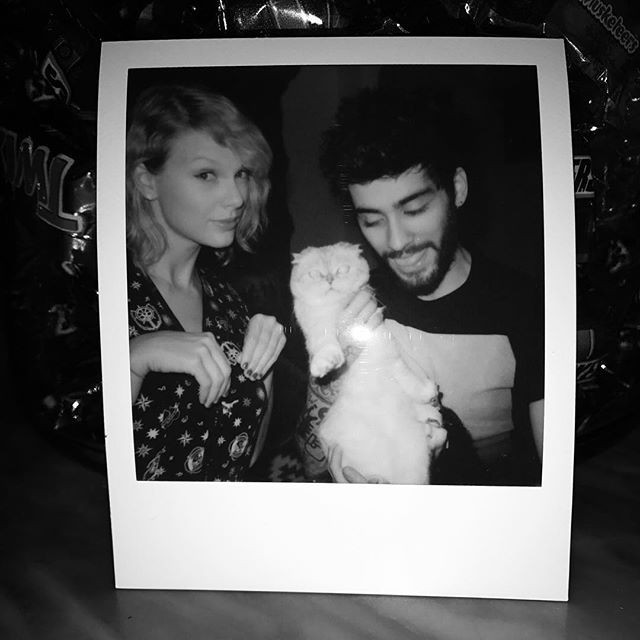 Taylor Swift and Zayn