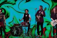 "The Dandy Warhols – ""Thick Girls Knock Me Out (Richard Starkey)"" Video"
