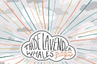 "Those Lavender Whales – ""Lose My Mind"" (Prod. Chaz Bundick)"