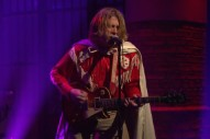 Watch Ty Segall Rip Through &#8220;Break A Guitar&#8221; On <em>Seth Meyers</em>