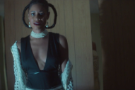 "AlunaGeorge – ""Not Above Love"" Video"