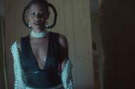"AlunaGeorge – ""Not Above Love"" Video"