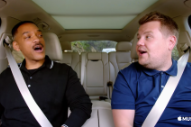 Watch Metallica, Ariana Grande, &#038; Will Smith In The First <em>Carpool Karaoke: The Series</em> Commercial