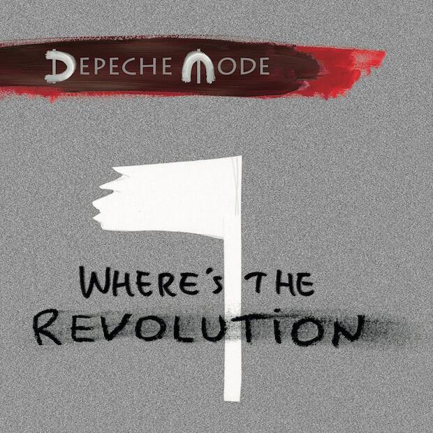 """Résultat de recherche d'images pour """"depeche mode where's the revolution"""""""
