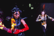 "Grimes – ""Venus Fly"" (Feat. Janelle Monáe) Video"