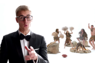 Watch Justin Bieber's T-Mobile Super Bowl Commercial