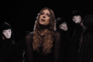 "Lydia Ainsworth – ""Afterglow"" Video"