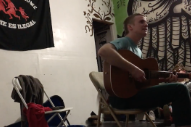 Watch Pinegrove's Evan Stephens Hall Play New Songs At Solo Show In La Puente