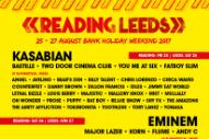 Eminem, Kasabian, Muse Headline Reading & Leeds 2017