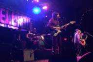 "Watch Sleater-Kinney, Colin Meloy, & Matt Cameron Cover ""Fortunate Son"" At Portland ACLU Benefit"