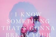 "Sondre Lerche – ""I Know Something That's Gonna Break Your Heart"""