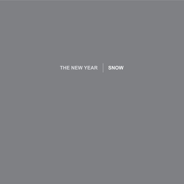 The New Year -
