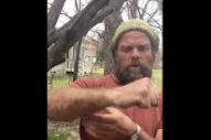 Thor Harris Suspended From Twitter For How-To-Punch-A-Nazi Tutorial