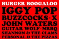 Burger Boogaloo 2017 Lineup