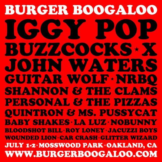 Burger Boogaloo
