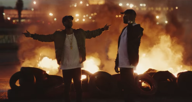 Big Sean and Mike Will Made-It