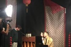 Zach Galifianakis, St. Vincent, & John Legend