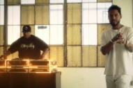 "DJ Premier & Miguel – ""2 Lovin U"" Video"