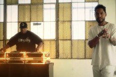 DJ Premier and Miguel - 2 Lovin U video