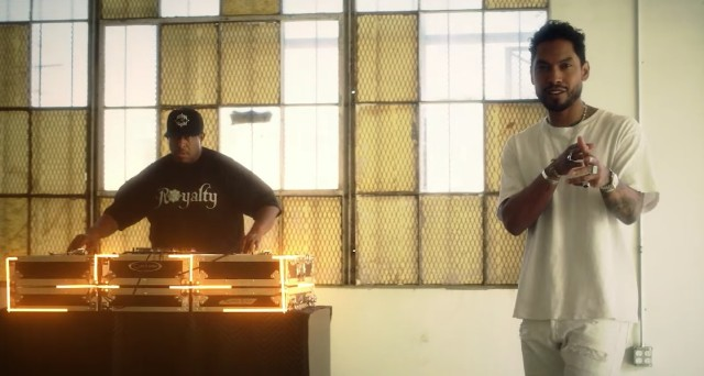 DJ Premier and Miguel - 2 Lovin U video