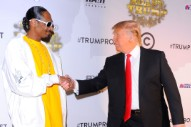 "Donald Trump Rage-Tweets About ""Jail Time"" For ""Failing"" Snoop Dogg"