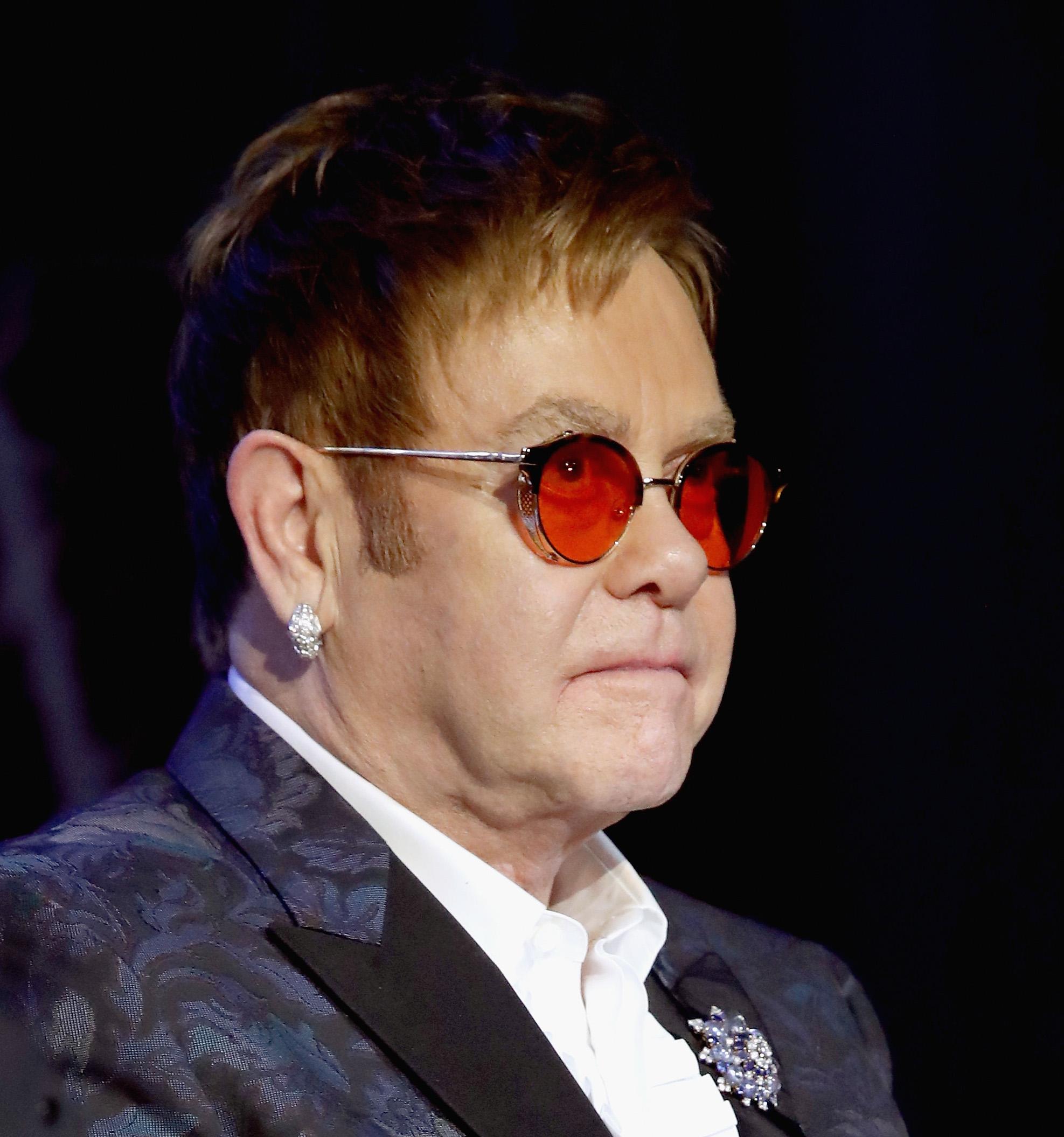 Elton John Went Record...