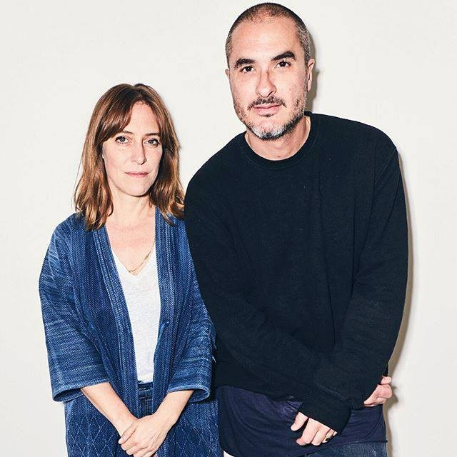 Feist and Zane Lowe