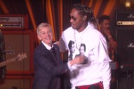 Witness The Strange Sight Of Future Performing &#8220;Incredible&#8221; On <em>Ellen</em>