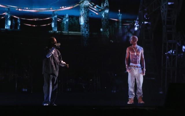Snoop Dogg & Tupac
