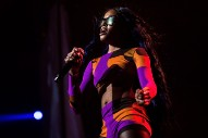 Azealia Banks Hits Paris Fashion Week, Misses Court Date