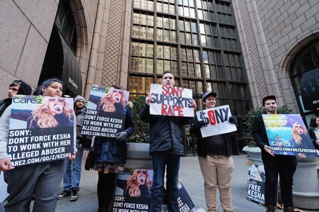Dr. Luke Wants to Subpoena Kesha Fan Who Organized #FreeKesha Protests