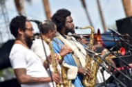 """New Kamasi Washington Work """"Harmony Of Difference"""" Featured At Whitney Biennial"""