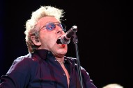 The Who's Roger Daltrey Says A Dead Dog Would Have Beaten Hillary Clinton