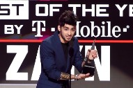 iHeartRadio Accidentally Gives Fifth Harmony's Award To Zayn, Adds Fake Extra Category To Even Things Out