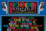 Glastonbury 2017 Lineup
