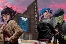 Gorillaz Demon Dayz festival