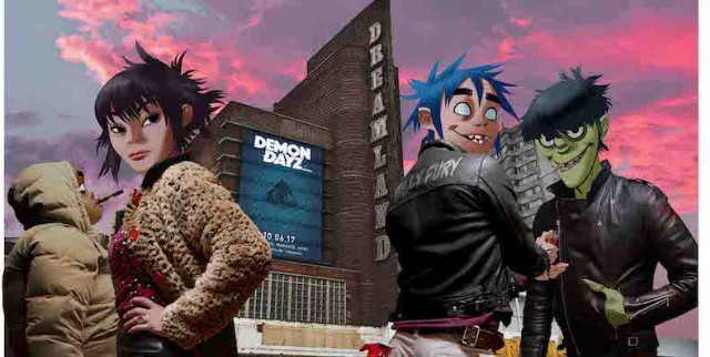 Gorillaz Officially Announce New Album 'Humanz', Release Guest Spots