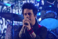 Watch &#8220;God&#8217;s Favorite Band&#8221; Green Day Play &#8220;Still Breathing&#8221; On <em>Colbert</em>