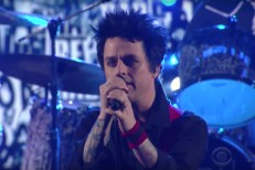 Green Day on Colbert