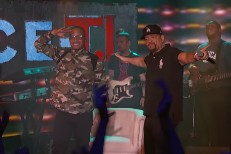 Ice-T and TI on Kimmel