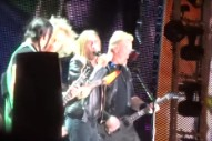 "Watch Metallica Cover The Stooges' ""TV Eye"" With Iggy Pop In Mexico City"