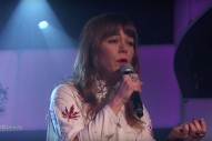 Watch Paul Shaffer Perform With Jenny Lewis And Shaggy On <em>Kimmel</em>