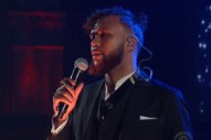Watch A Disheveled, Pretend-Drunk Jidenna Sing &#8220;Bambi&#8221; On <em>Colbert</em>